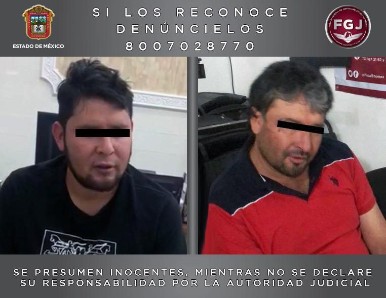 Eran padre e hijo 2 de los sujetos que participaron en la emboscada a ministeriales de Puebla