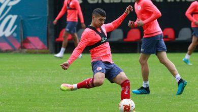 Optimista Tolñuca ante el encuentro contra Santos