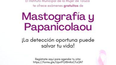 Detección de cáncer femenino