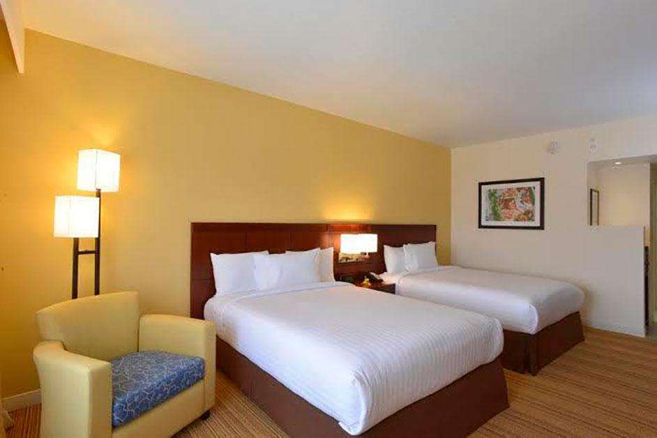 Ocupación hotelera insuficiente
