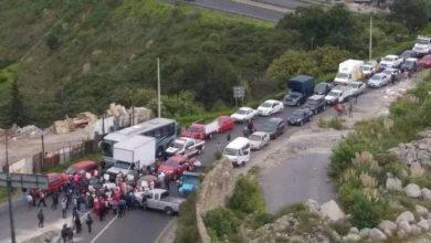 bloquean autopista por tiraderos clandestinos