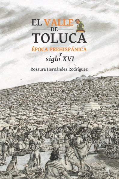 Presentan libro de toluca prehispánica