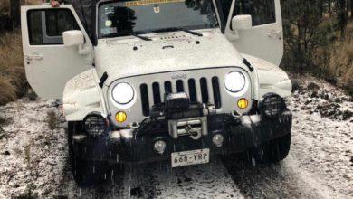 Le roban su jeep en Valle de Bravo