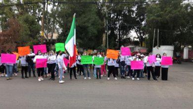 Mujeres piden que pare la violencia en Ecatepec