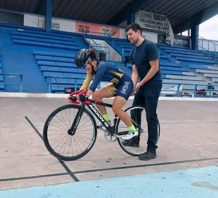 Alexia y su padre fallecieron mientras practicaban ciclismo