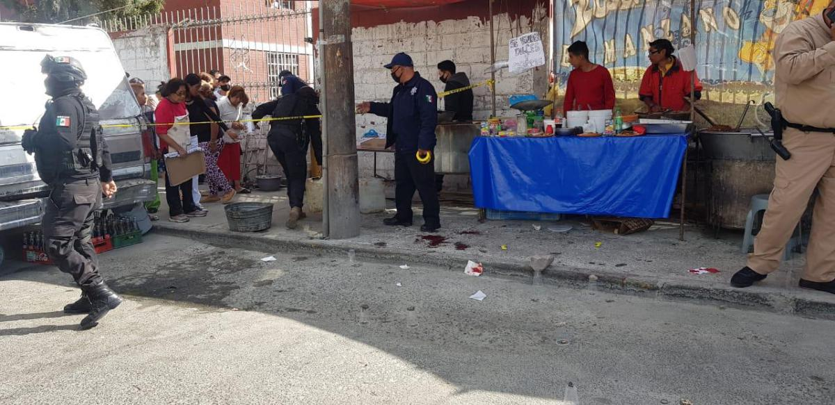 balacera en Coacalco