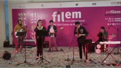 El repertorio musical se hace presente en FILEM 2020
