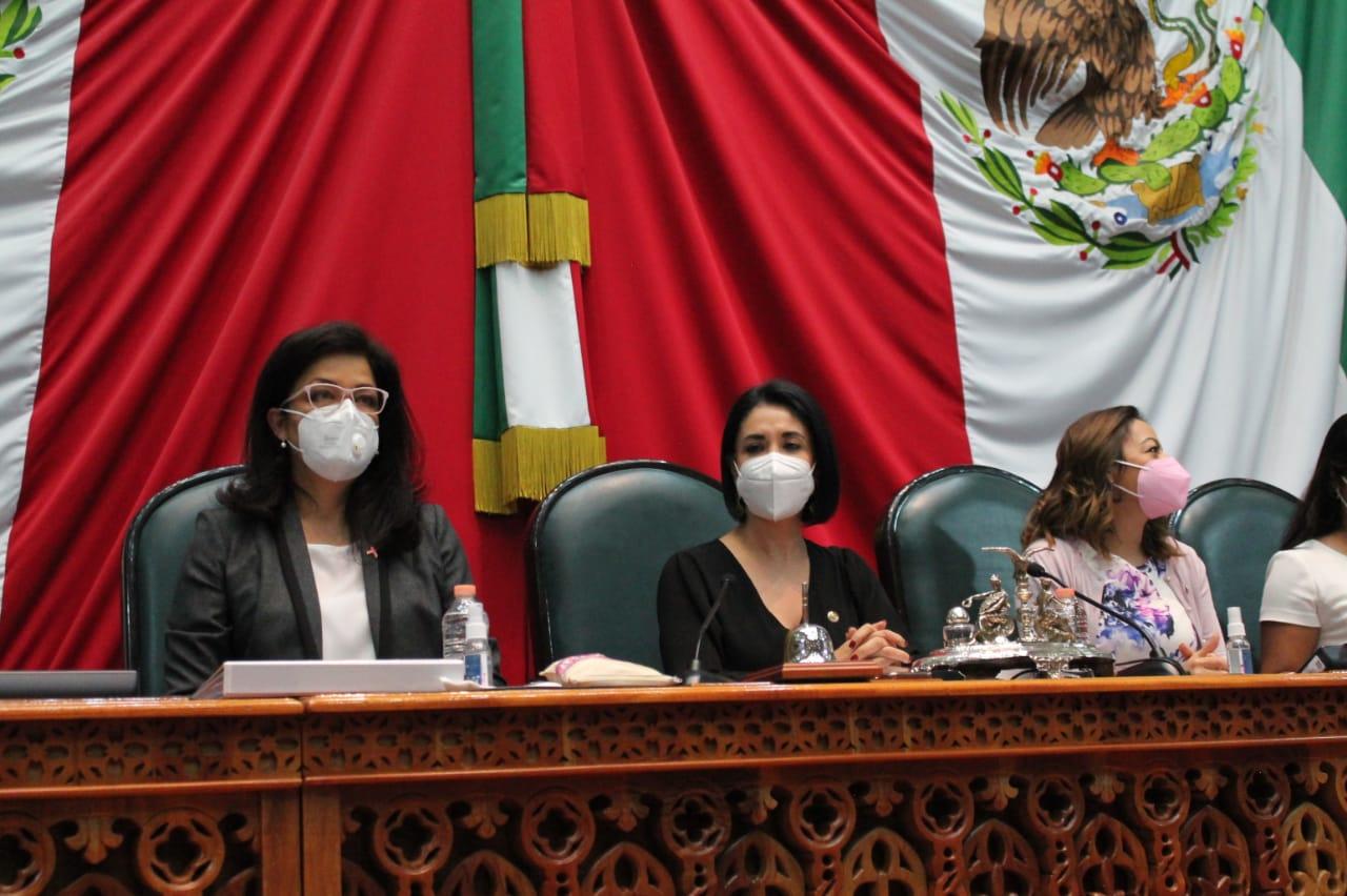 comparecencia de Martha Hilda González Calderón