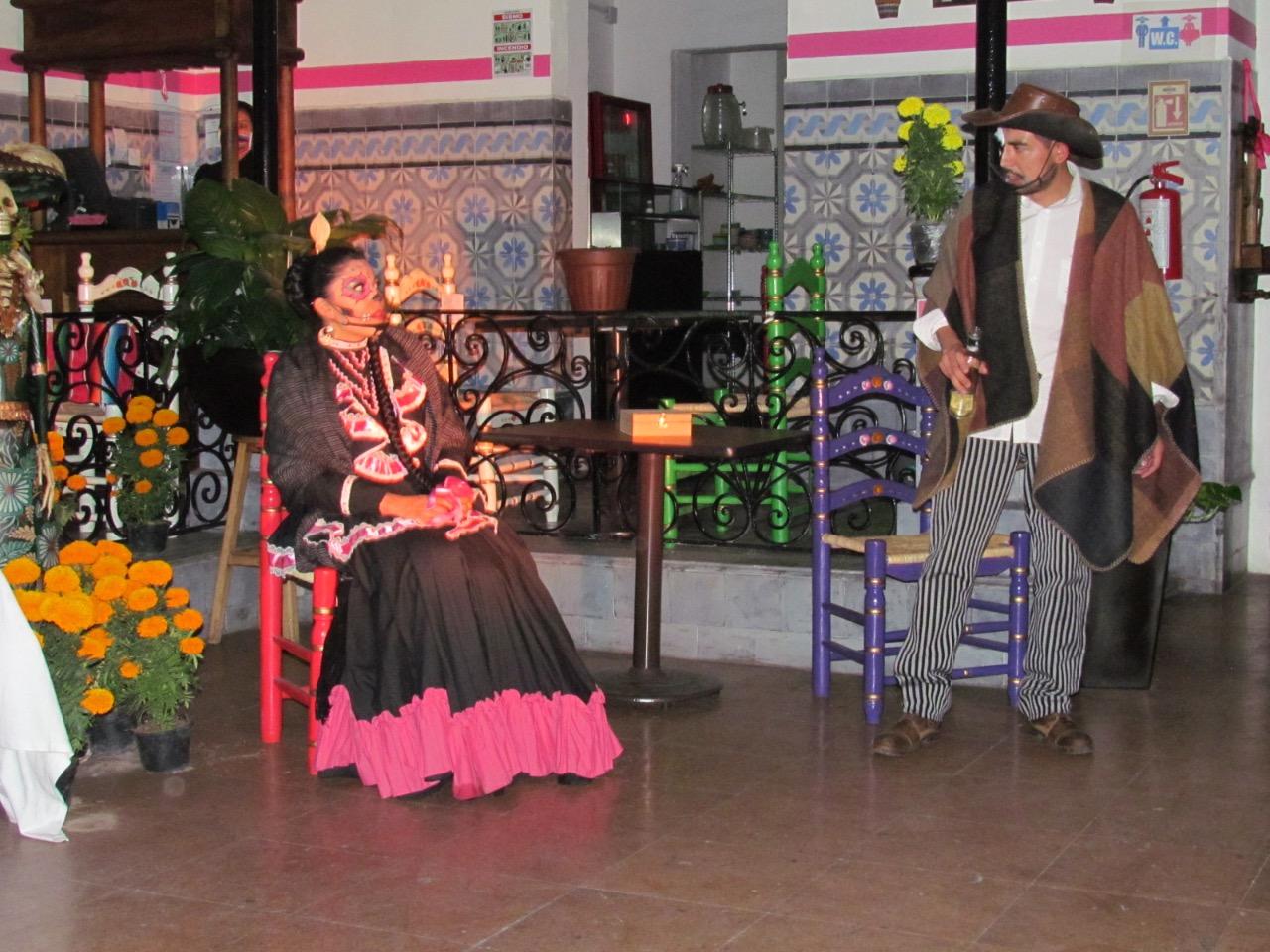 Día de Muertos en Toluca