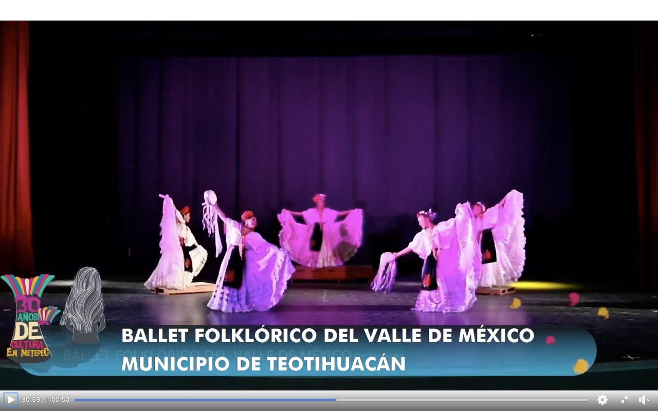 Danzas regionales en Quimera