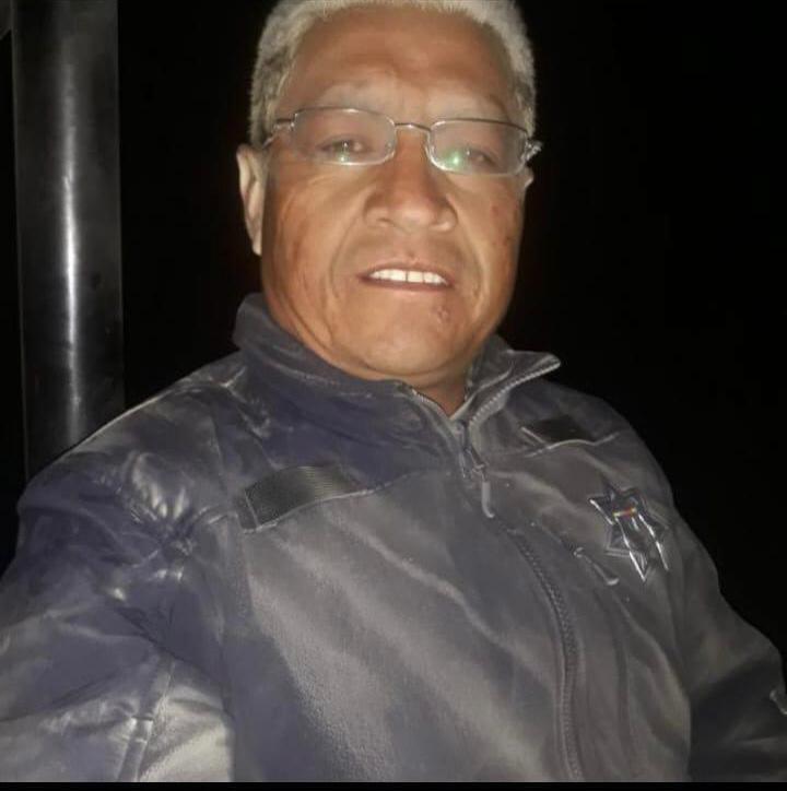 jefe de la policía región Texcaltitlán