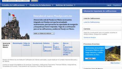 Moodys Ivestors Service califica bien a Edomex