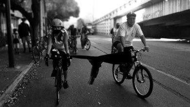 piden seguridad para circular ciclistas
