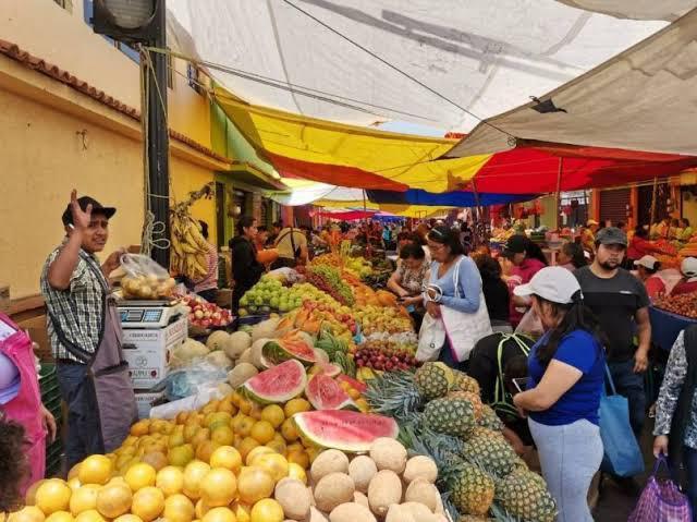 Amas de casa temen ir a mercados