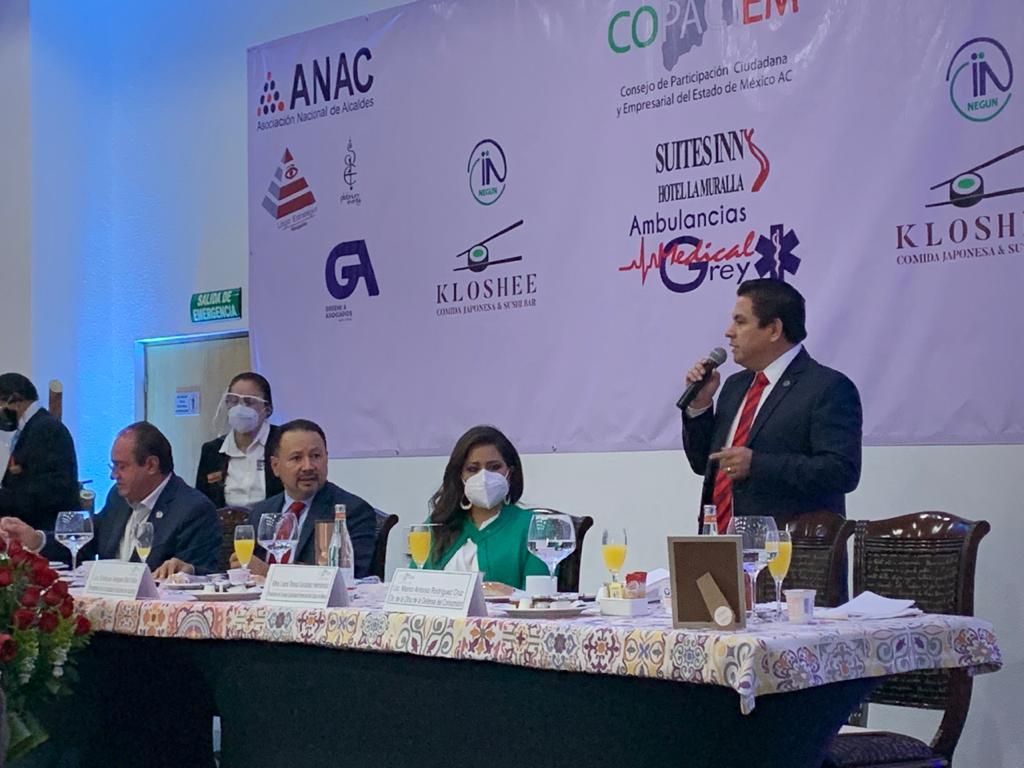 Empresarios mexiquenses en crisis