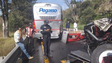 Carambola en la Toluca-Atlacomulco