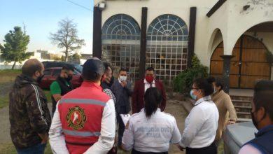 Eventos masivos suspendidos en Toluca