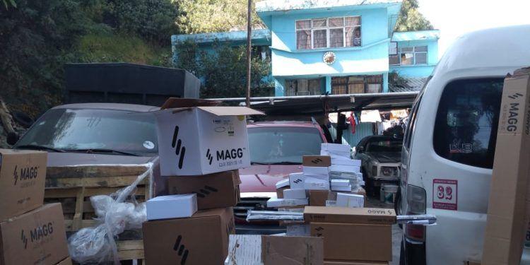 enfrentamiento en Naucalpan