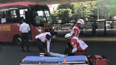 Mujer atropellada en Paseo Tollocan