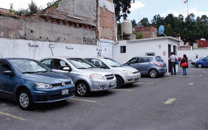 Aumento de delitos en estacionamientos