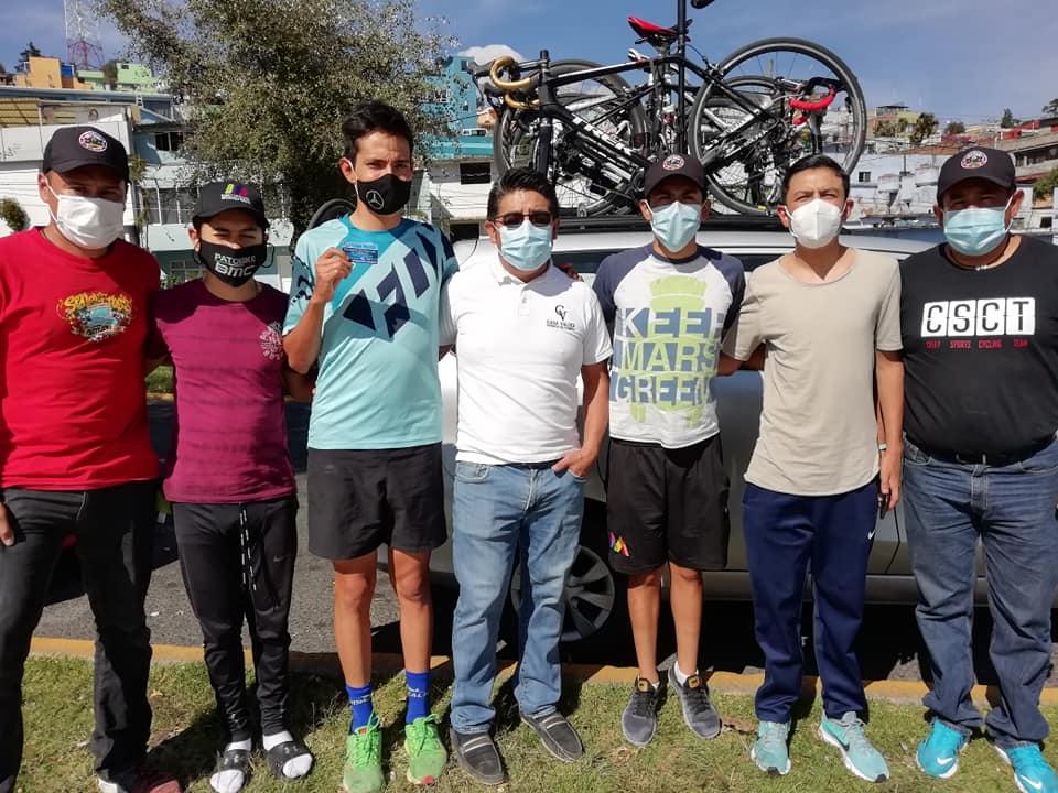 ciclistas mexiquenses
