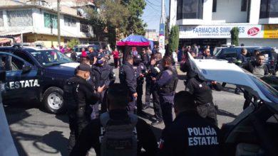 enfrentamiento e Ecatepéc