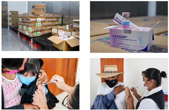 vacuna anti influenza