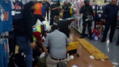 Balacera en Walmart de Cuautitlán Izcalli desata pánico; deja un herido