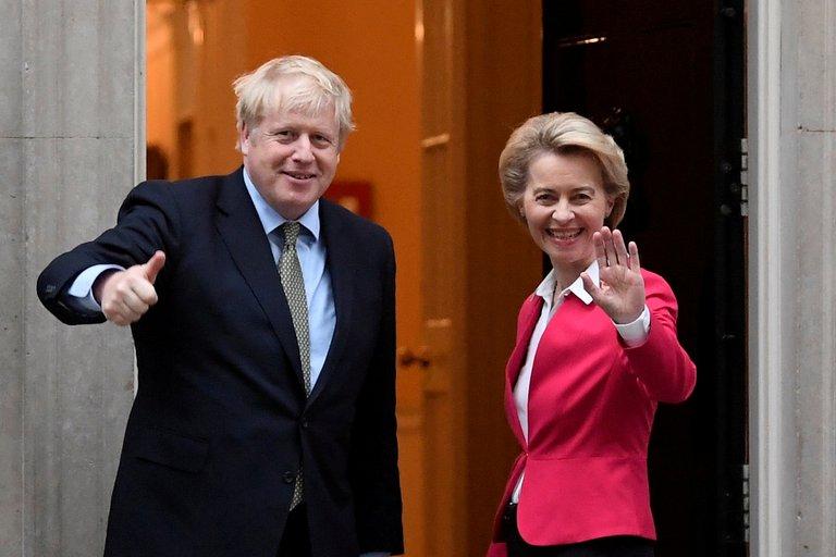 Reino Unido y la Unión Europea anuncian acuerdo post Brexit