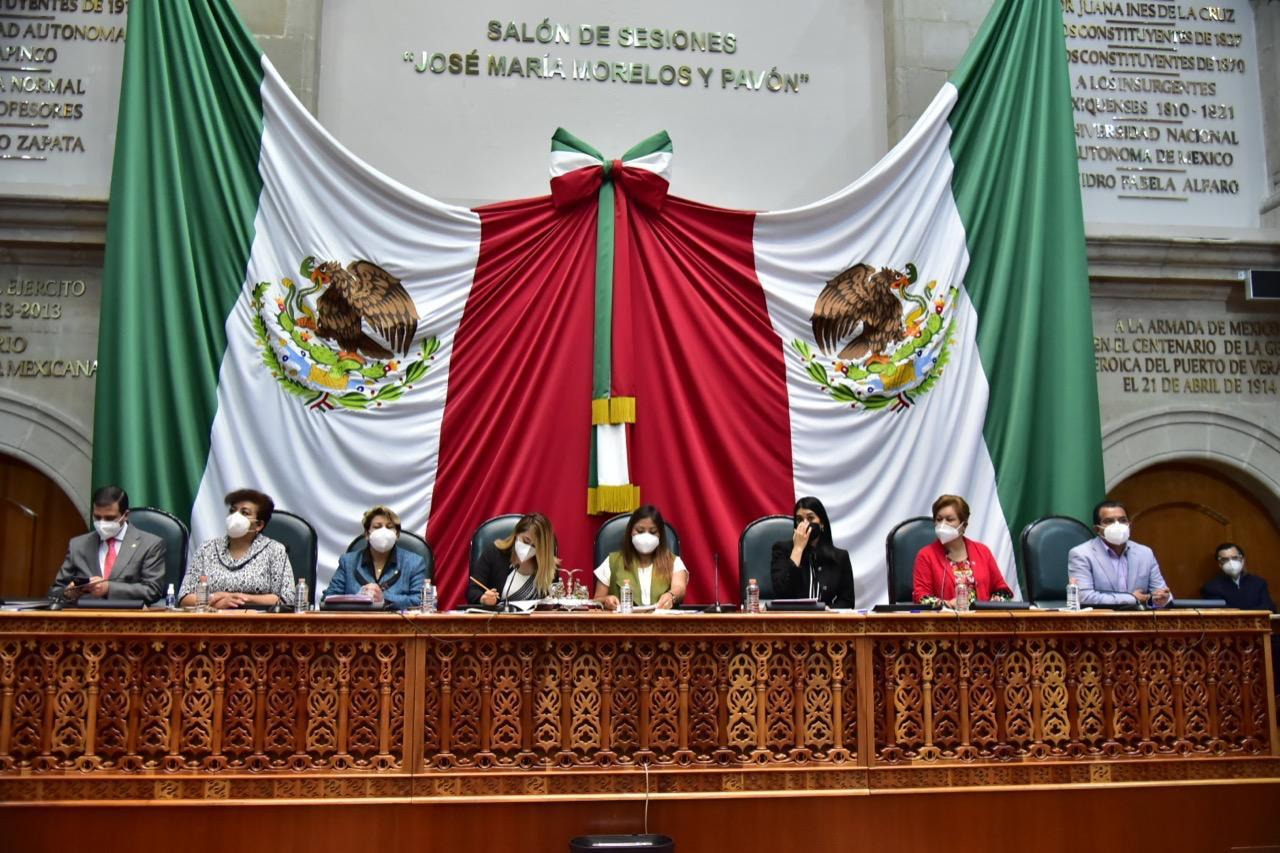 Legislatura local del Edoméx