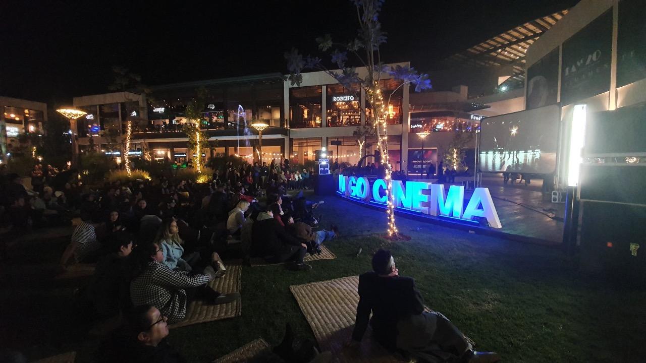 Lago Cinema 2020