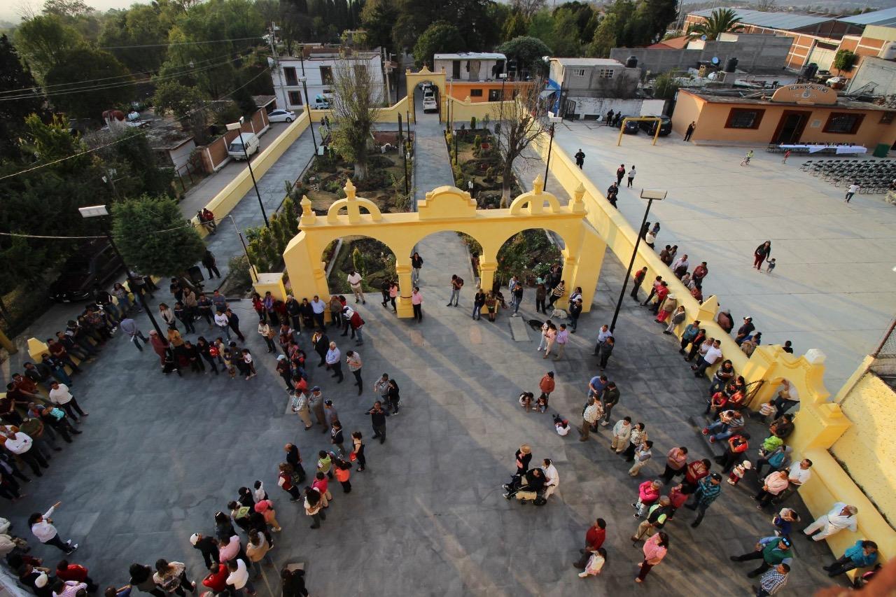 Texcoco incrementa casos de hopitalizados por Covid