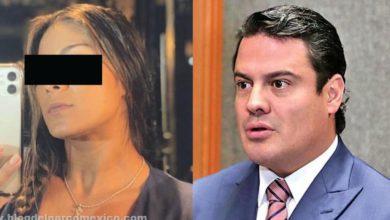 Ella es María 'N', mujer que alteró escena del crimen de ejecución de Aristóteles Sandoval
