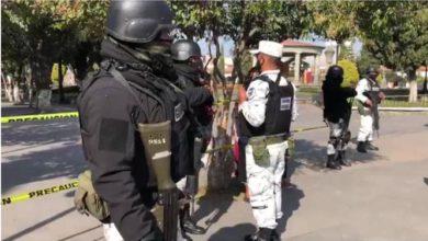 policías de Almoloya de Juárez