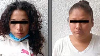 Caen mujeres que reclutaban víctimas para la delincuencia en Villa Guerrero