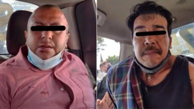 Detienen a dos sujetos tras violar a su compañera de trabajo en gasolinera de Ecatepec