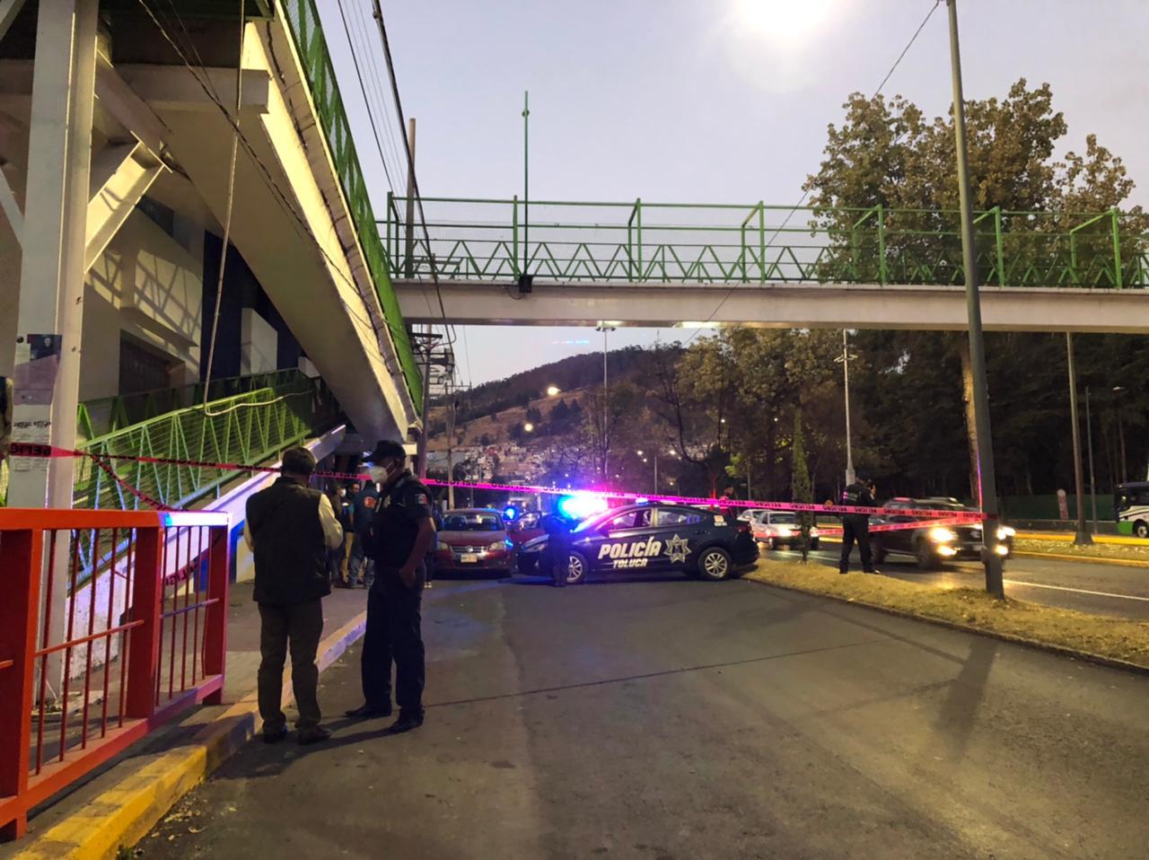 muere en su auto en Toluca