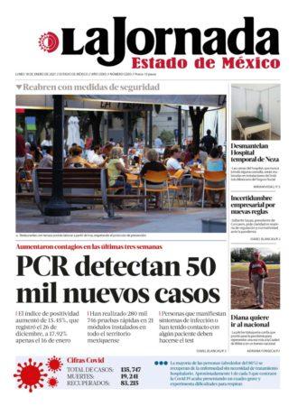 La Jornada Estado de México