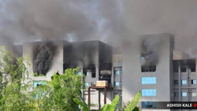 Incendio en sede del mayor fabricante de vacunas del mundo