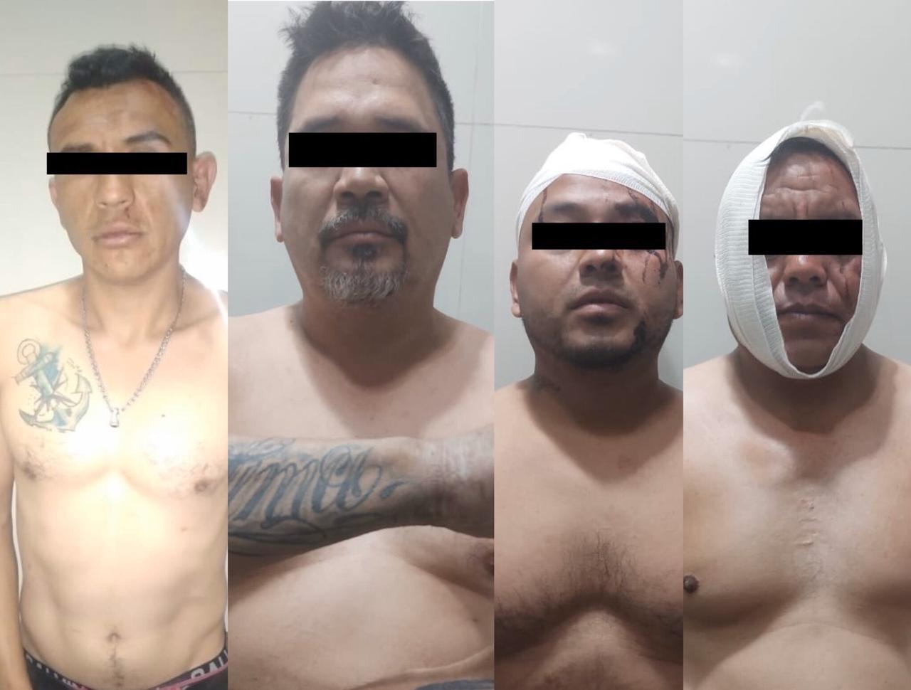 Sicarios de Ecatepec