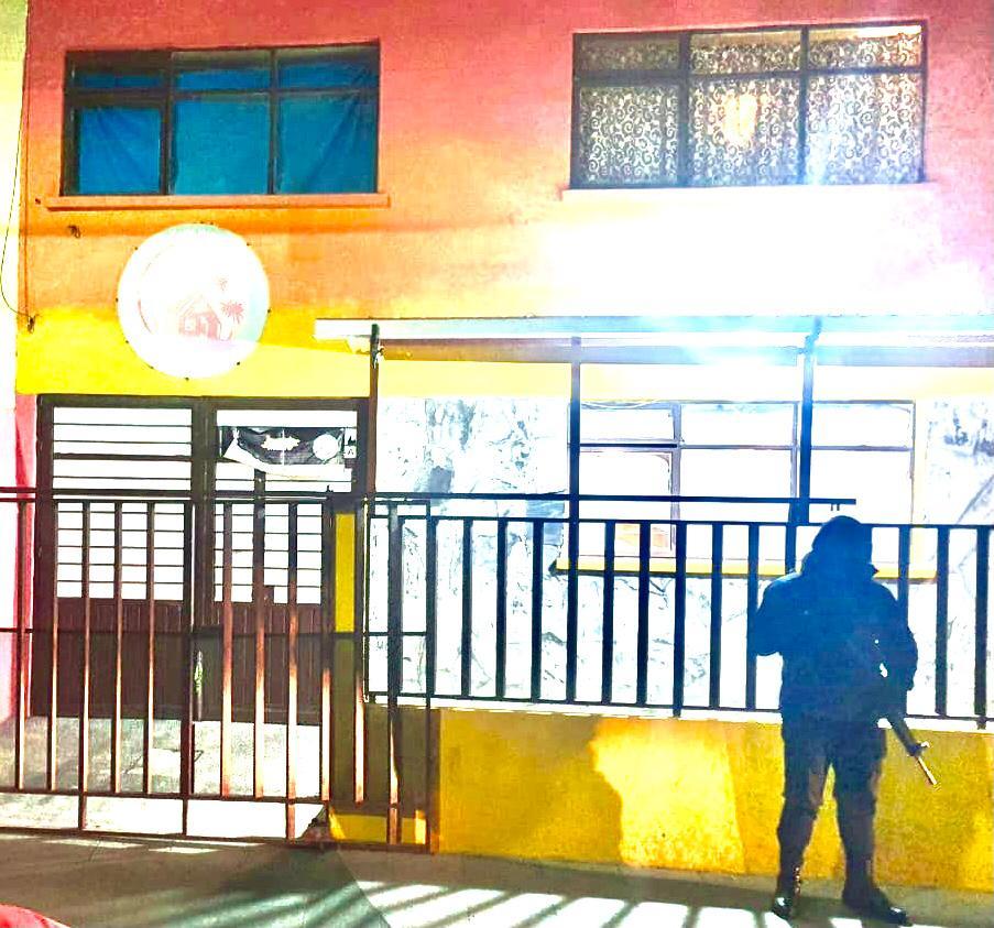 Bar clandestino en Toluca