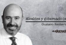 Alcaldes y gobernadores Gustavo Rentería