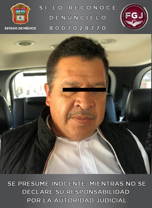 alcalde de Zinacantepec