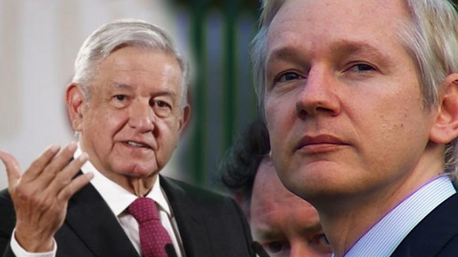 Asilo político a Julian Assange