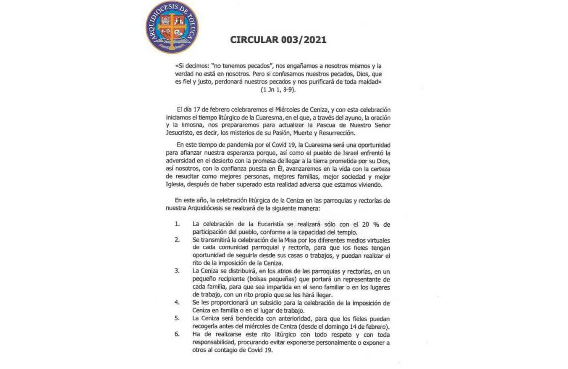 Arquidiócesis de Toluca