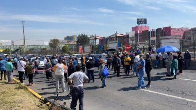 Bloqueo en Ecatepec