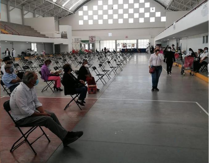 vacunación en Toluca