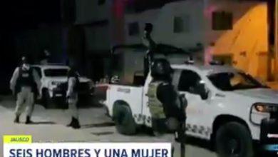 Ataque armado en Jalisco