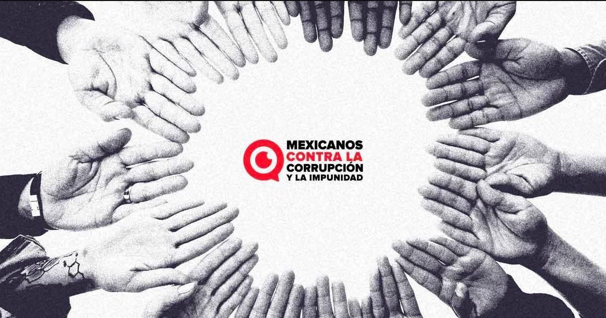 Mexicanos contra la Corrupción y la Impunidad