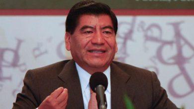 El ex gobernador de Puebla, Mario Marín. Foto La Jornada / Archivo